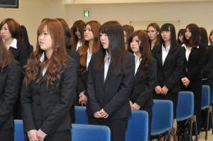 2011入学式